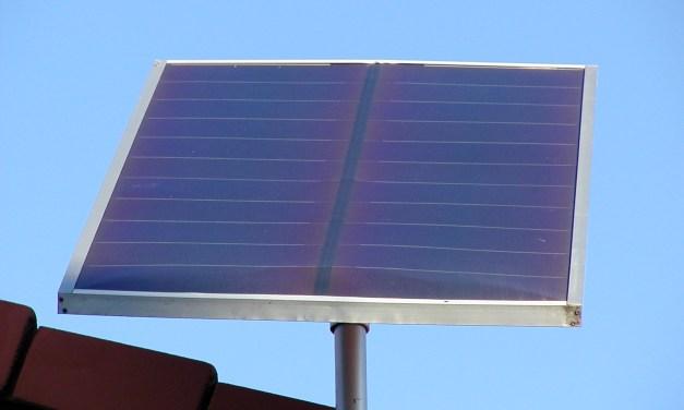 Kann man mit Solarzellen genug Energie für alle erzeugen?