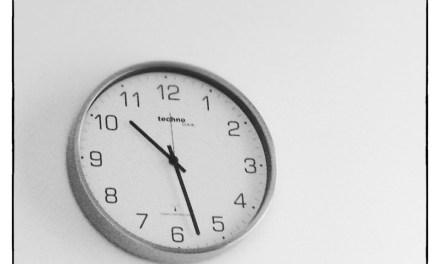 Was ist Zeit?