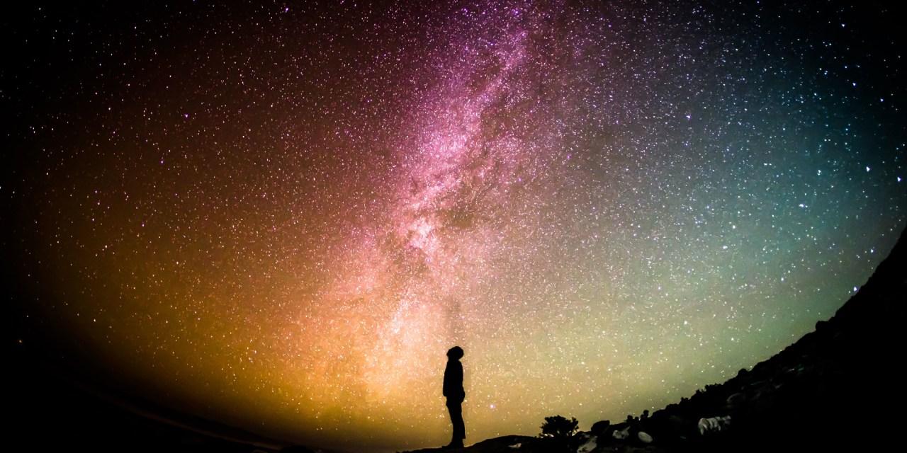 Wie ist das Universum entstanden?