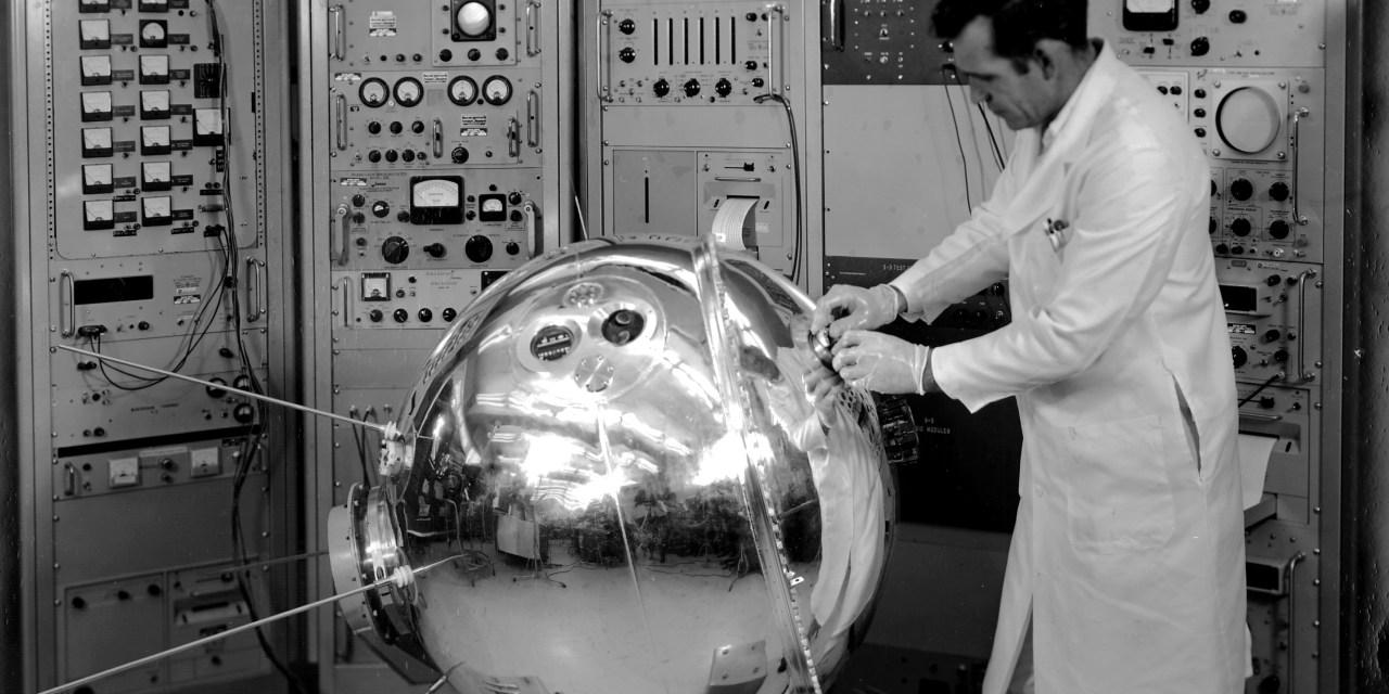 Gespräche über Raumfahrt und Erde