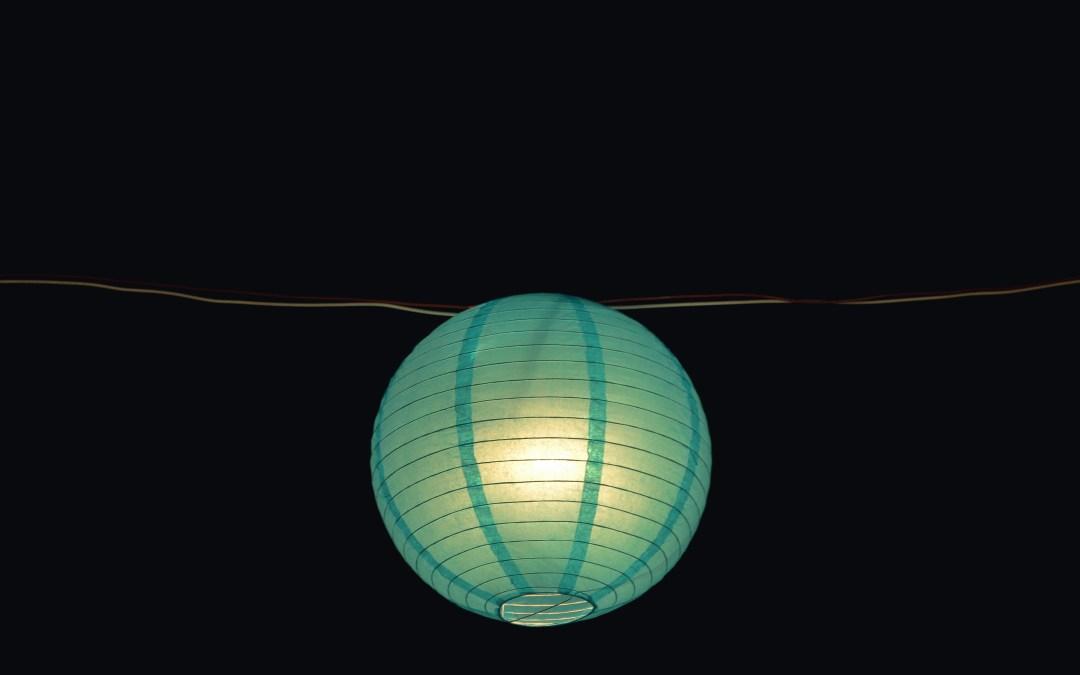Woher kommt Licht, und wohin geht es?
