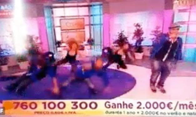 Was muss man beim Tanzen auf einem Teppich beachten?