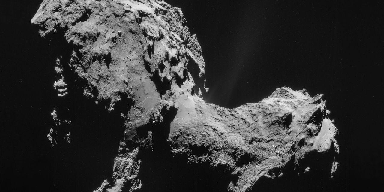 Was ist der Unterschied zwischen Komet und Asteroid?