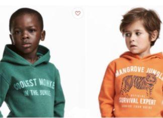 Modekette H&M wegen dieser Shirts mit Rassismusvorwurf konfrontiert.