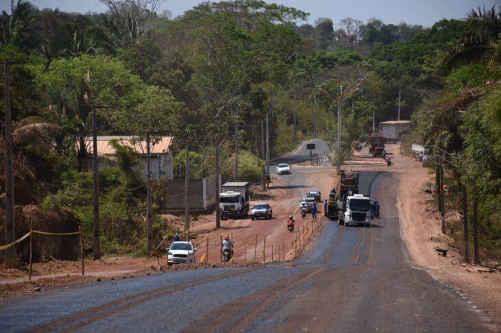 PI5 Governo leva investimentos em infraestrutura a todo o estado por meio do PRO Piauí
