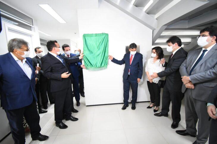 WhatsApp Image 2020 11 23 at 11.06.29 Governador participa da inauguração do Fórum e Juizado em Picos