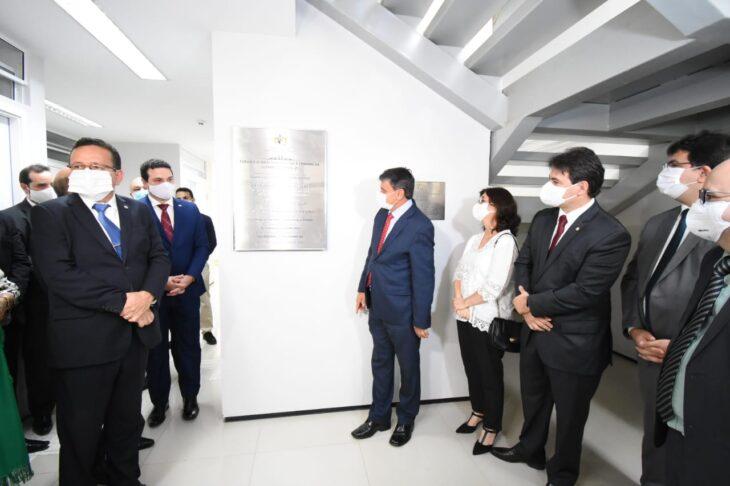 WhatsApp Image 2020 11 23 at 11.06.31 1 Governador participa da inauguração do Fórum e Juizado em Picos