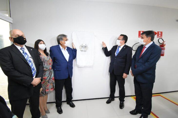 WhatsApp Image 2020 11 23 at 11.06.32 Governador participa da inauguração do Fórum e Juizado em Picos