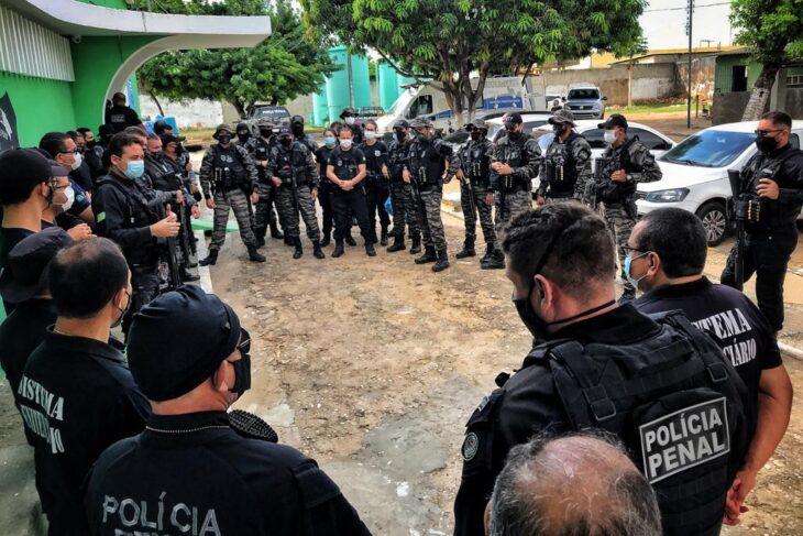 sejus opera%C3%A7%C3%A3o final de ano Sejus realiza Operação Fim de Ano no sistema prisional do Piauí