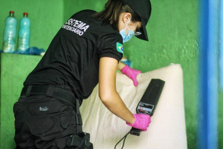 sejus opera%C3%A7%C3%A3o final de ano2 Sejus realiza Operação Fim de Ano no sistema prisional do Piauí