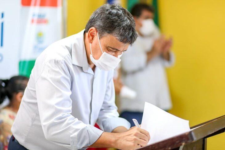 Agenda em Paes Landim 15 Dias inaugura obras nas áreas de saúde, transporte e segurança em Paes Landim