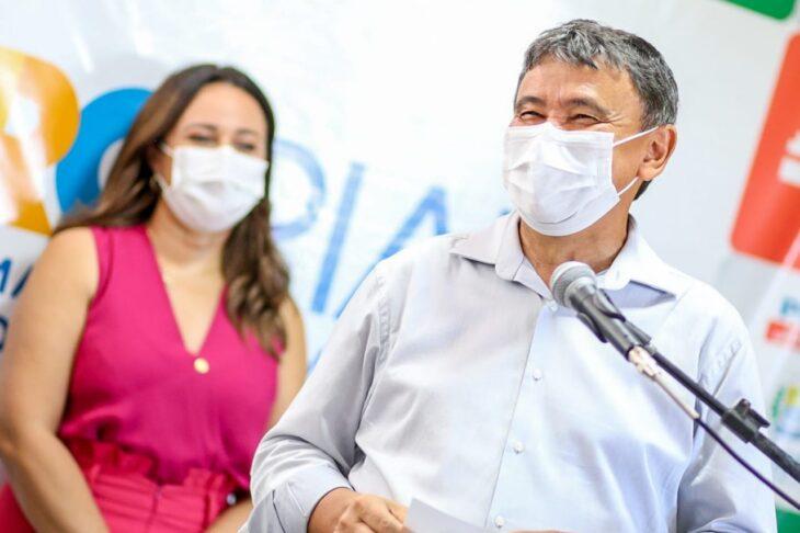 Agenda em Paes Landim 18 Dias inaugura obras nas áreas de saúde, transporte e segurança em Paes Landim