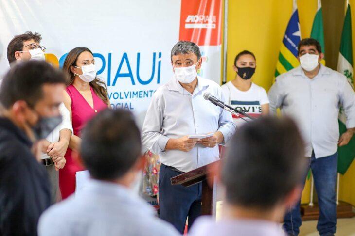 Agenda em Paes Landim 4 Dias inaugura obras nas áreas de saúde, transporte e segurança em Paes Landim