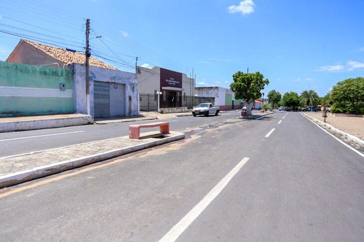 Agenda em Paes Landim 8 Dias inaugura obras nas áreas de saúde, transporte e segurança em Paes Landim