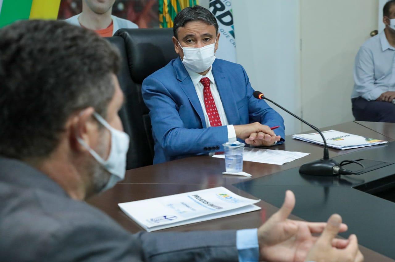AgroNordeste 3 Projeto Agro Nordeste irá fomentar a agricultura familiar de 13 municípios do Piauí