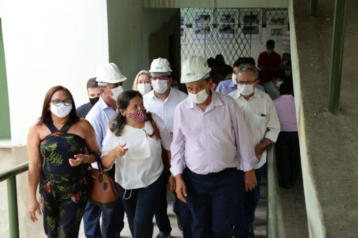 agenda campo maior 13 Governador inaugura obras de mobilidade e visita reforma de escola em Campo Maior