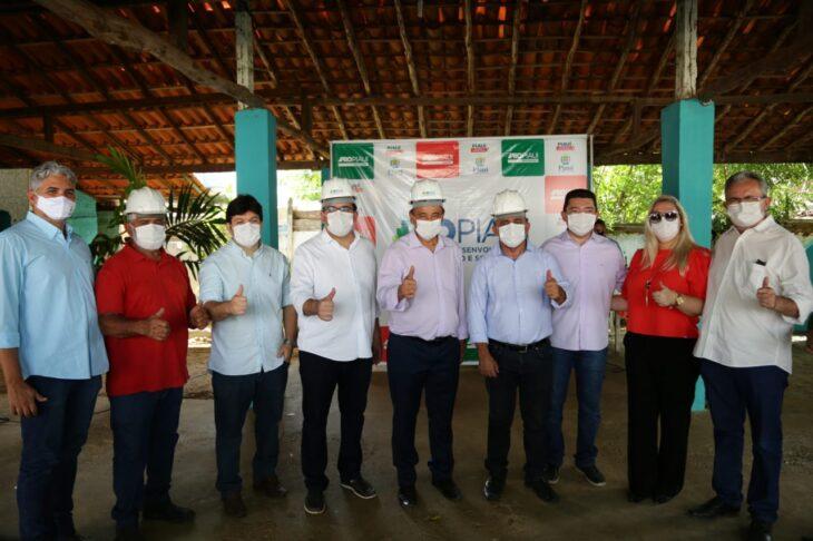 agenda campo maior 26 Governador inaugura obras de mobilidade e visita reforma de escola em Campo Maior