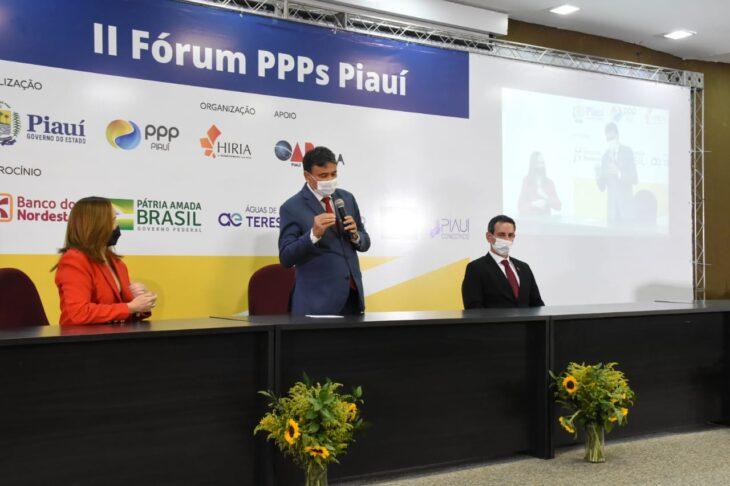 forum7 Wellington Dias encerra II Fórum de PPPs e destaca avanços na prestação de serviços