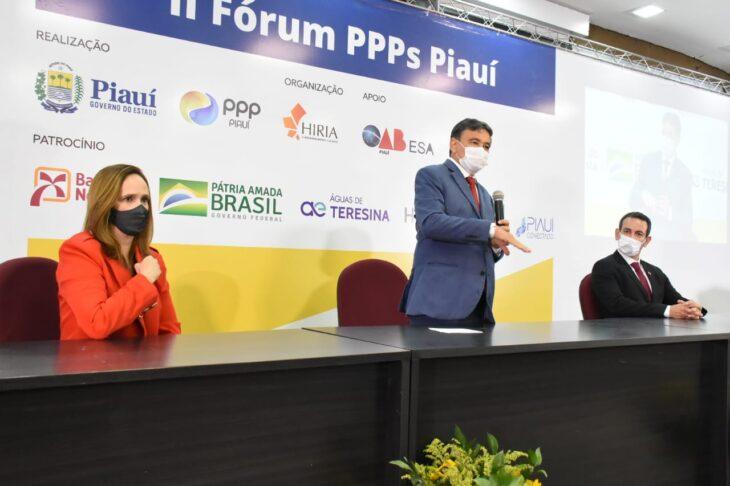 forum8 Wellington Dias encerra II Fórum de PPPs e destaca avanços na prestação de serviços