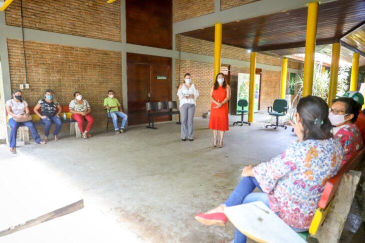 %C3%ADndice Semar reúne comerciantes do Zoobotânico para apresentar melhorias