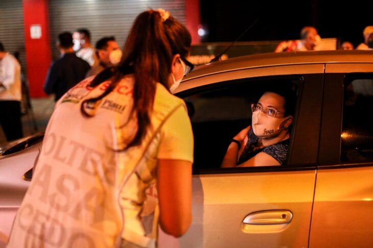 Blitz Lei Seca 29 de janeiro 2020 3 Vigilância Sanitária notifica estabelecimentos no Piauí por descumprirem medidas contra a Covid-19