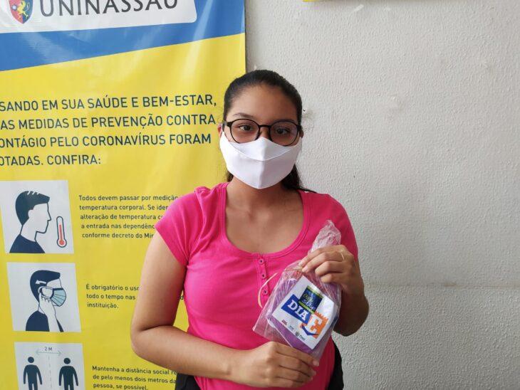 CAMILA Pilar Estudantes da rede estadual elogiam apoio da Seduc na preparação para o Enem