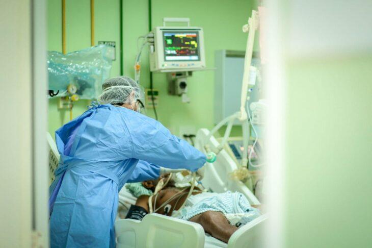 Ensaio Fotografico Roberta Aline 11 HGV recebeu 710 pacientes com suspeita de Covid-19 em 2020