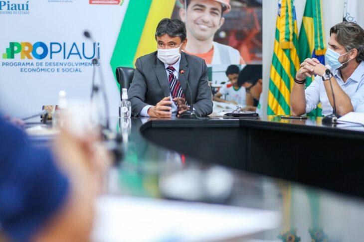 WhatsApp Image 2021 01 19 at 12.31.54 2 Governador Wellington Dias suspende carnaval e amplia leitos Covid