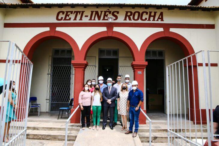 WhatsApp Image 2021 01 22 at 13.46.47 Investimentos do PRO Piauí geram aumento de matrículas em escola de Piracuruca