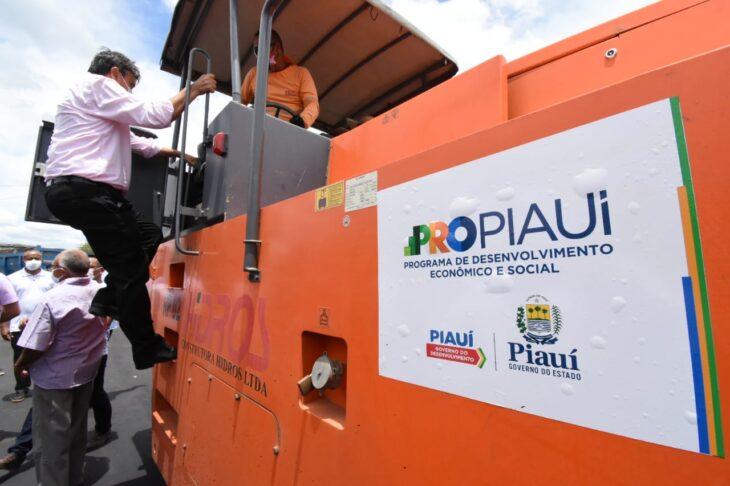 agenda em guaribas 12 Governador entrega obras de mobilidade urbana em Guaribas