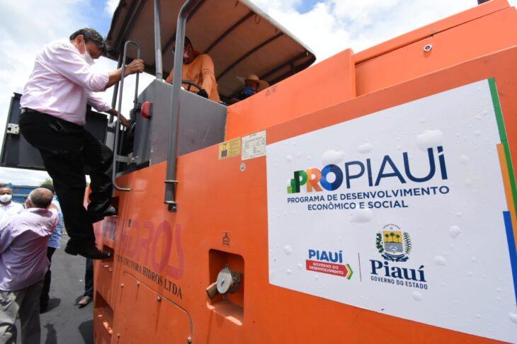 agenda em guaribas 14 Governador entrega obras de mobilidade urbana em Guaribas
