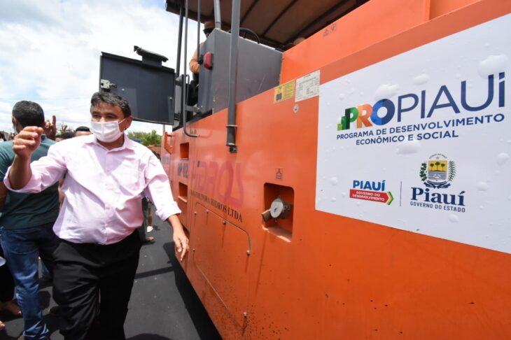 agenda em guaribas 21 Governador entrega obras de mobilidade urbana em Guaribas