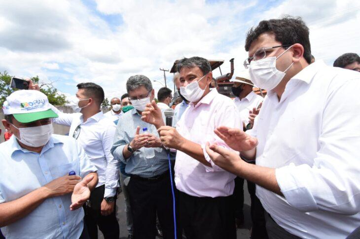 agenda em guaribas 27 Governador entrega obras de mobilidade urbana em Guaribas
