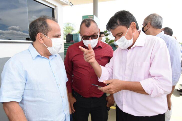 agenda em guaribas 39 Governador entrega obras de mobilidade urbana em Guaribas