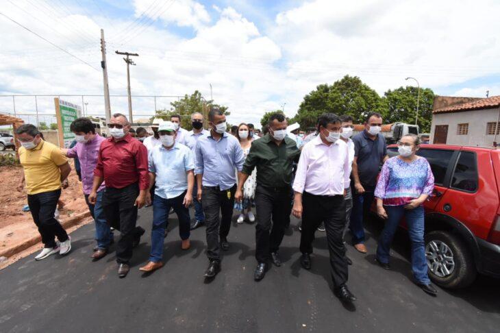 agenda em guaribas 46 Governador entrega obras de mobilidade urbana em Guaribas