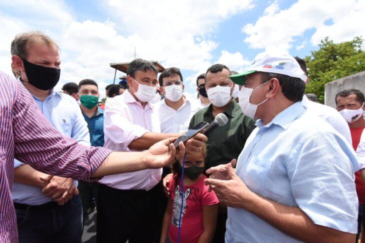 agenda em guaribas 6 Governador entrega obras de mobilidade urbana em Guaribas