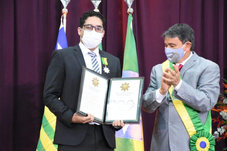 medalhas piracuruca 2021 15 Governador entrega medalhas do Mérito Renascença em Piracuruca