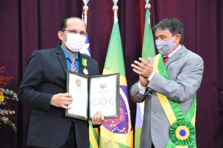 medalhas piracuruca 2021 18 Governador entrega medalhas do Mérito Renascença em Piracuruca