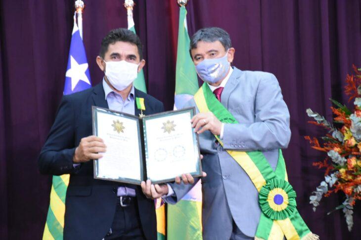 medalhas piracuruca 2021 20 Governador entrega medalhas do Mérito Renascença em Piracuruca