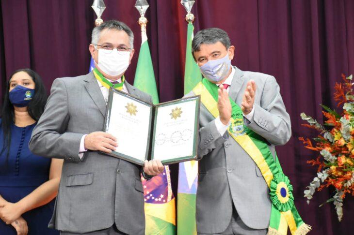 medalhas piracuruca 2021 54 Governador entrega medalhas do Mérito Renascença em Piracuruca