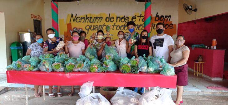 paa covid 13 Produtos do Programa Emergencial PAA-Covid beneficiam 40 mil famílias no Piauí