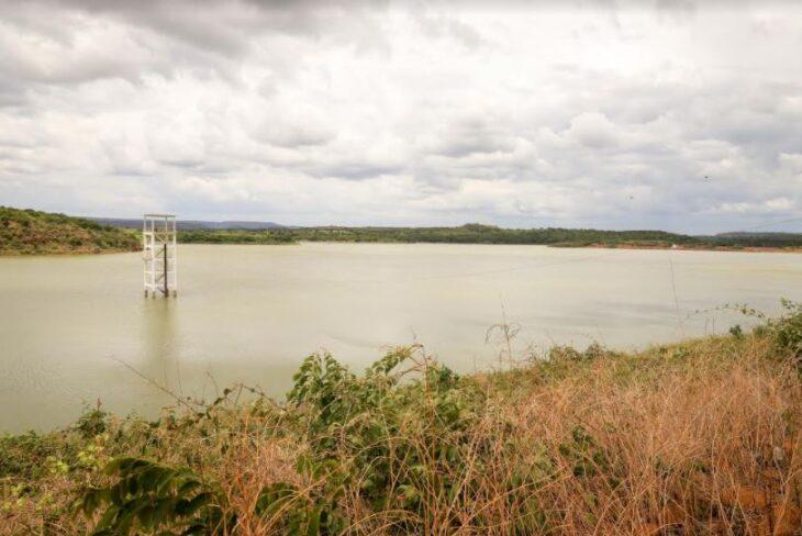 visita srn5 Secretária de Meio Ambiente visita obra do sistema adutor das barragens Bocaina/Piaus
