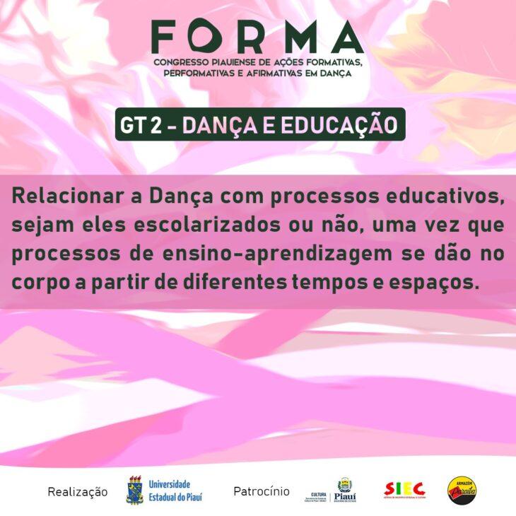 1 3 Uespi promove 1° Congresso de Dança em março