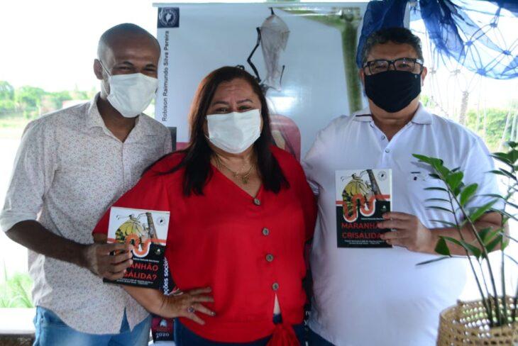 1 7 Professor da Uespi lança livro sobre história política do Maranhão