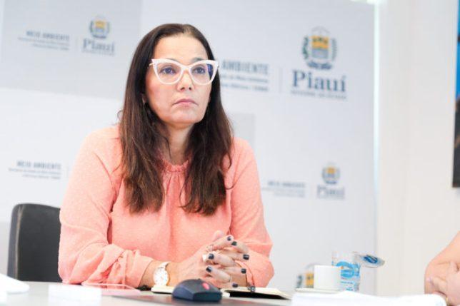 20210203110120 IMG 5360 1 Secretária de Meio Ambiente e autoridades debatem sobre a preservação da Cachoeira do Urubu-Rei