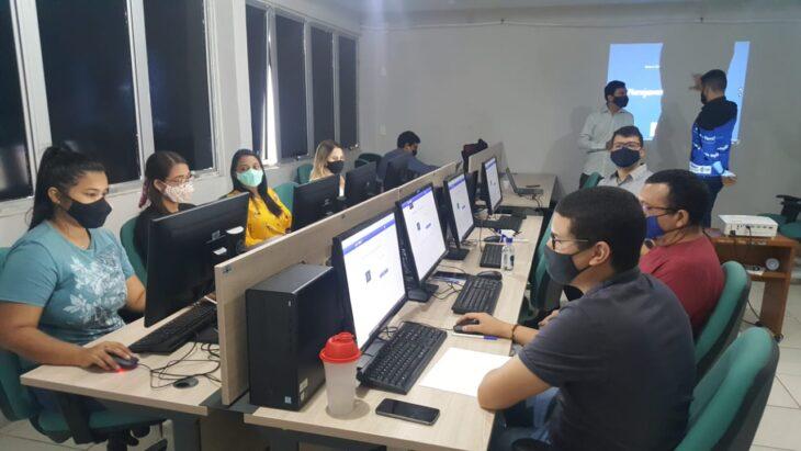 Interpi e SEMAR realizam treinamentos para o uso do e Terras 03 Interpi e Semar realizam treinamentos para o uso do e-Terras