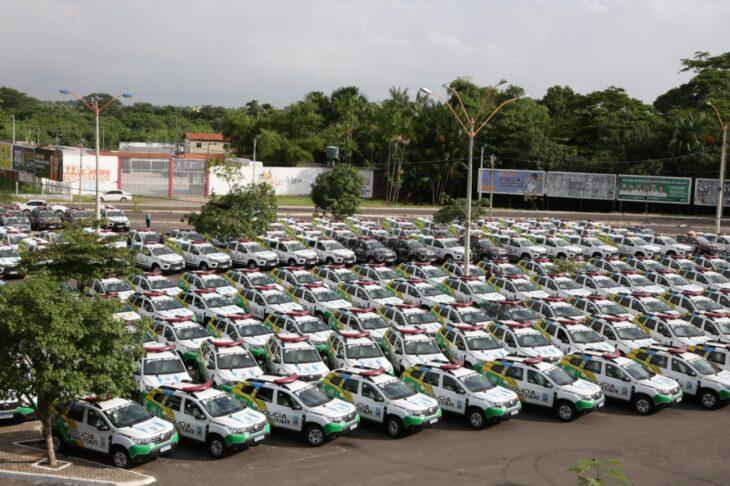 WhatsApp Image 2021 02 02 at 09.49.00 2 Governador entrega 246 viaturas à Polícia Militar