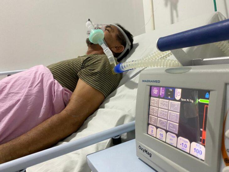 WhatsApp Image 2021 02 03 at 12.22.43 Hospital usa ventilação não invasiva na recuperação de pacientes com Covid-19
