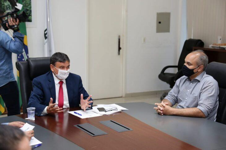 WhatsApp Image 2021 02 08 at 18.19.02 1 Wellington libera R$ 3 milhões para o combate à febre aftosa no Piauí
