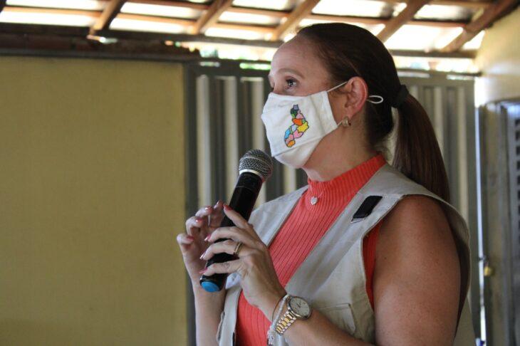 Viviane Moura é superintendente da Suparc-PI
